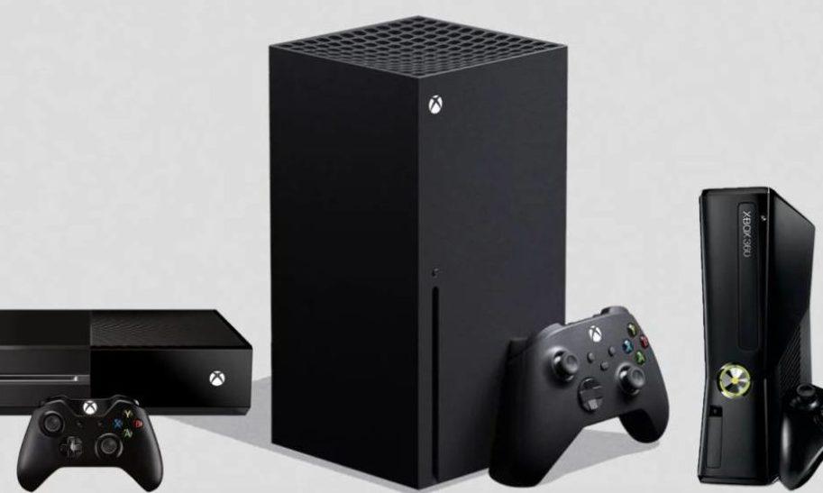 Xbox Series X от Microsoft