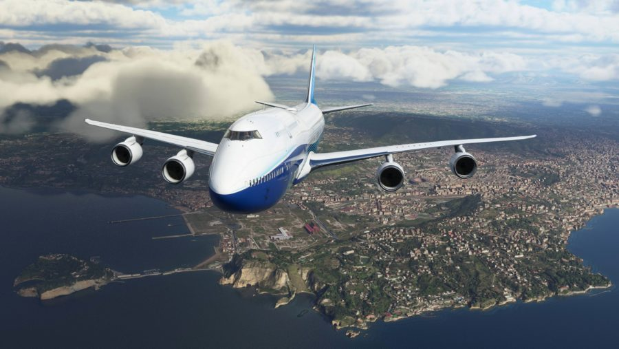 Flight Simulator от Microsoft
