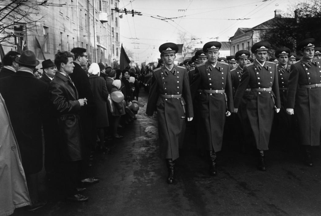 Советский парад