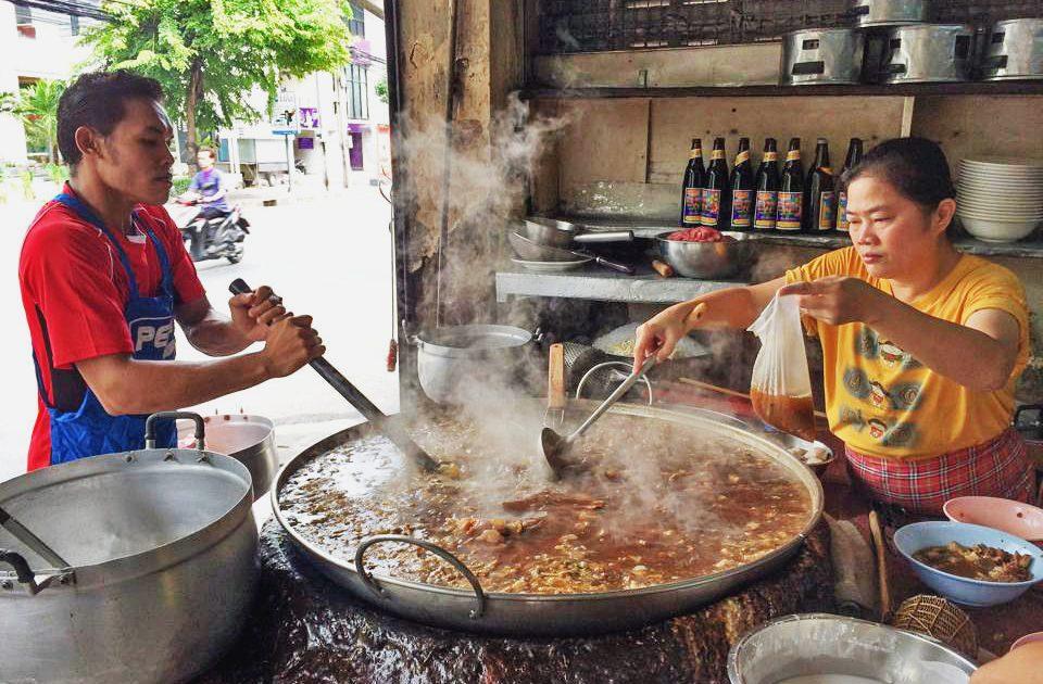 Wattana Panich ресторан