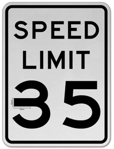 знак 85