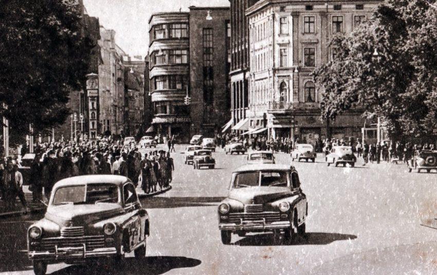 Прибалтика в советский период