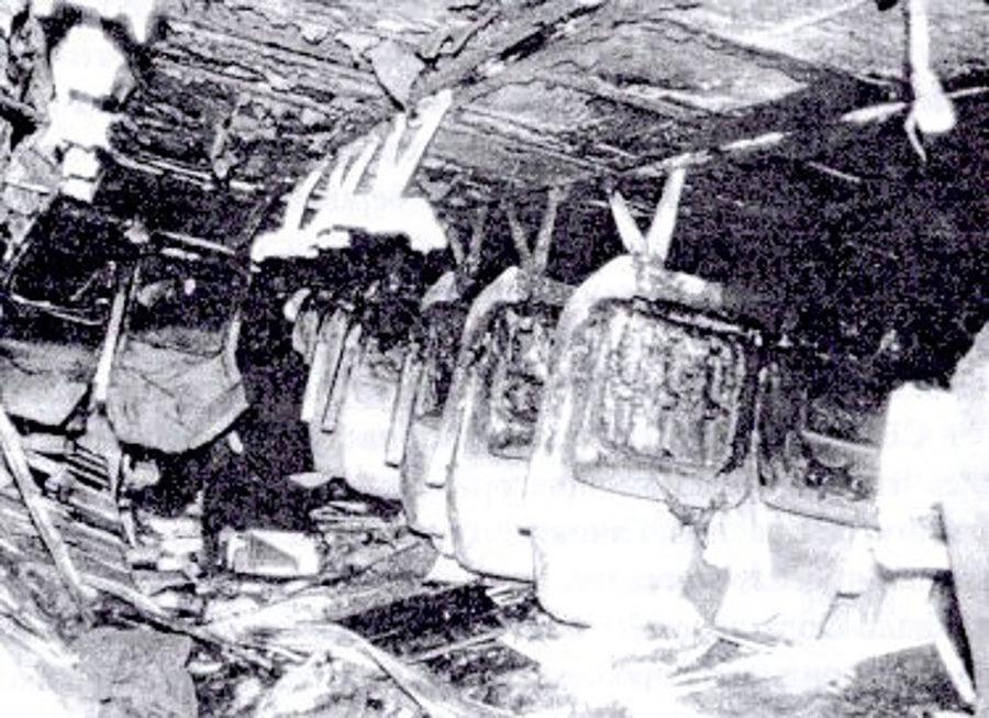 Ту-134 авария 1986