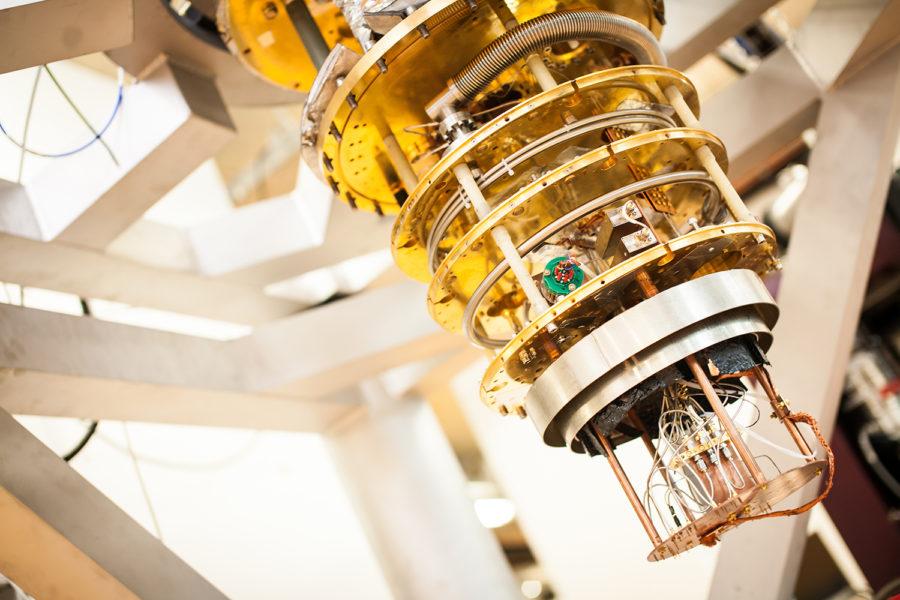 Разработка квантового компьютера