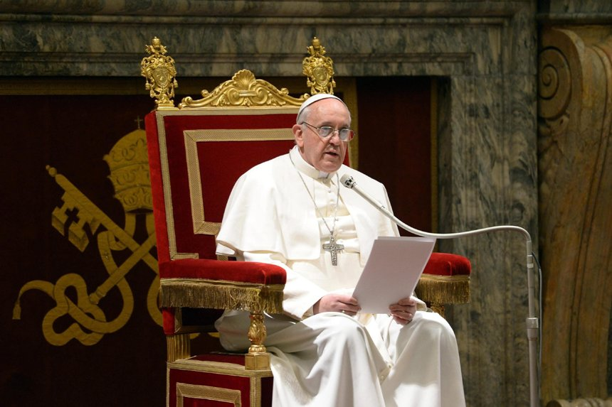Вмешательство Ватикана в ИИ