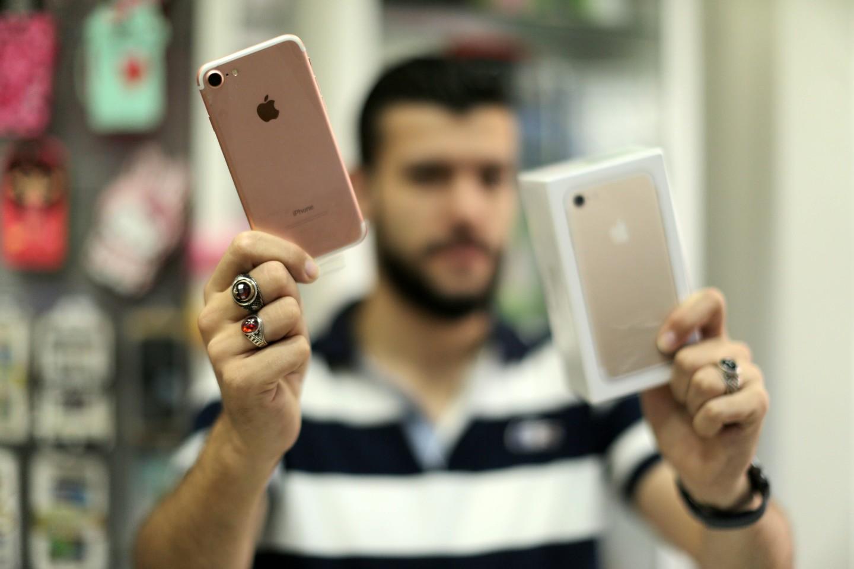 Покупка нового Айфона