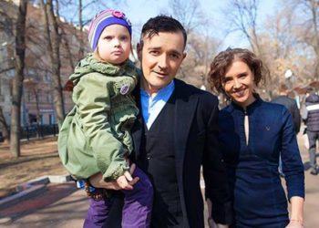 Дочь Егора Бероева и Ксении Алферовой