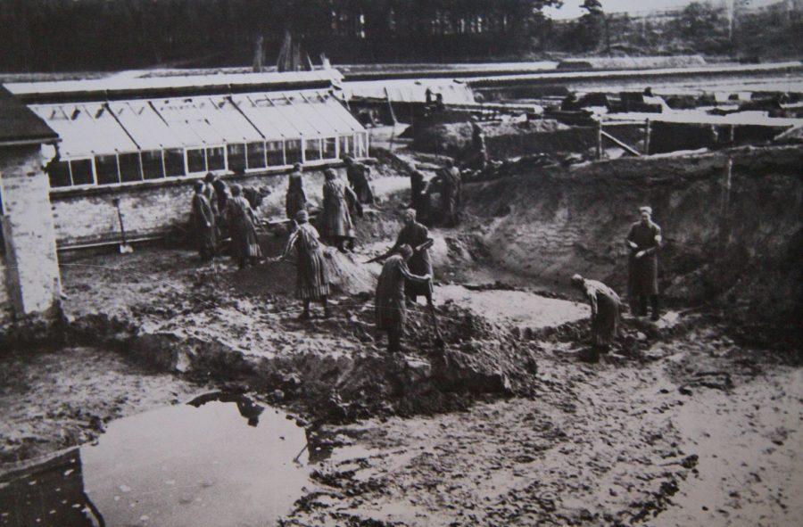 Лагерь Равенсбрюк