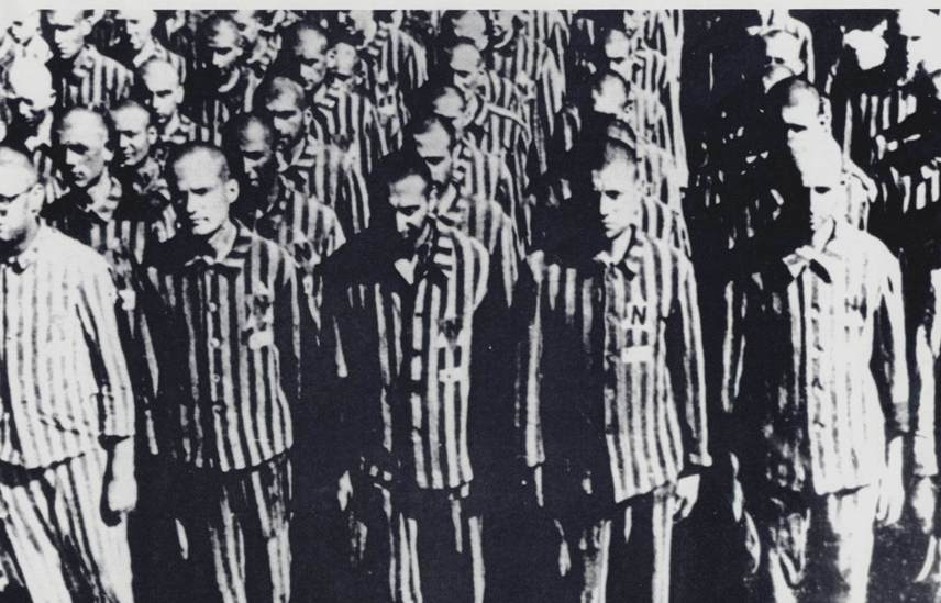 Лагерь евреев