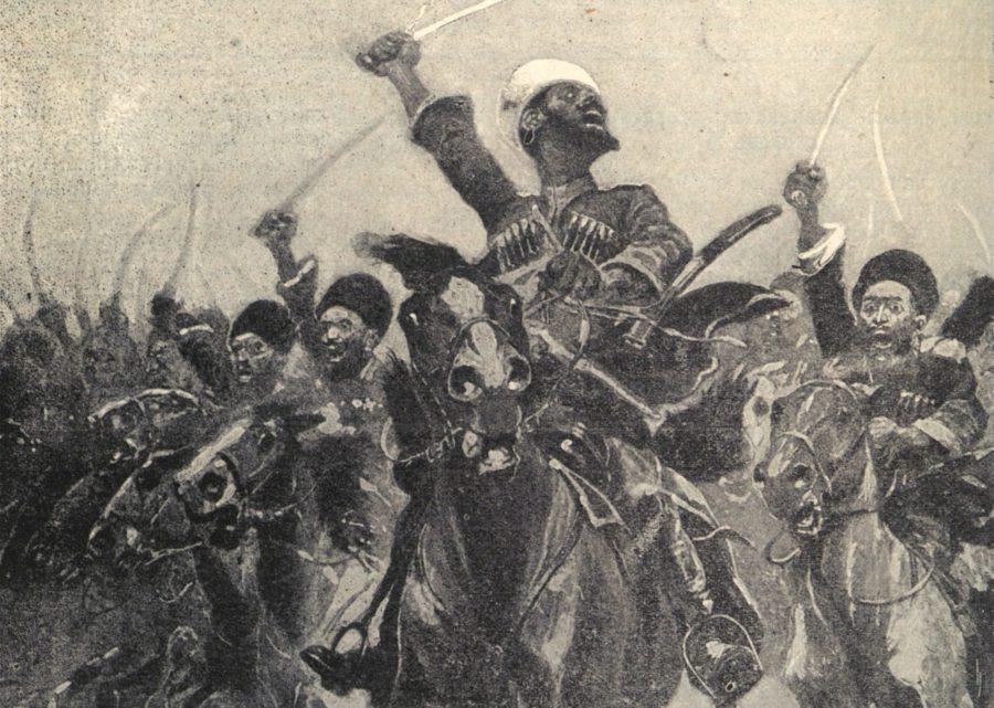 Чеченский полк
