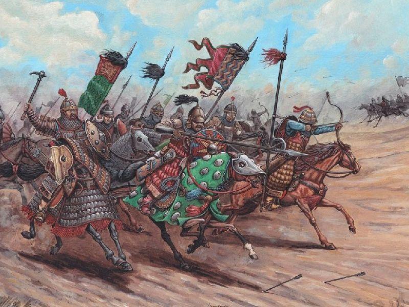 Войска крымского хана