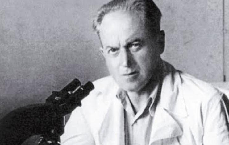 Лев Зильбер