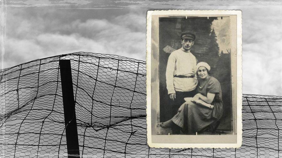 Генрих Ягода с женой