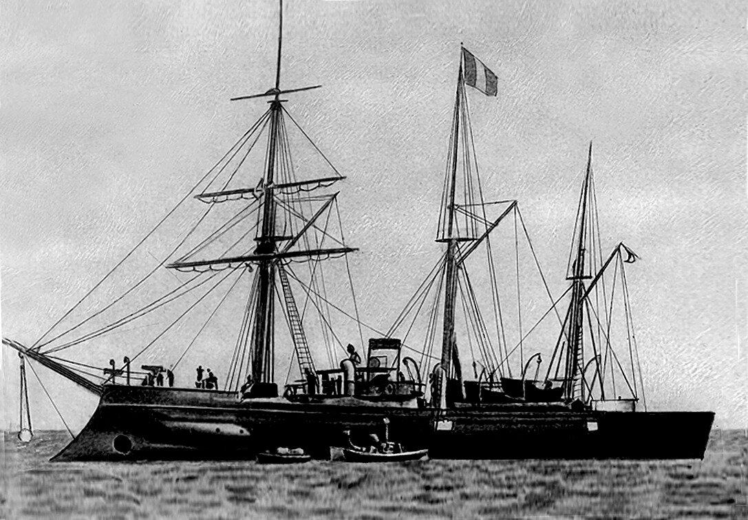 Лодка Кореец