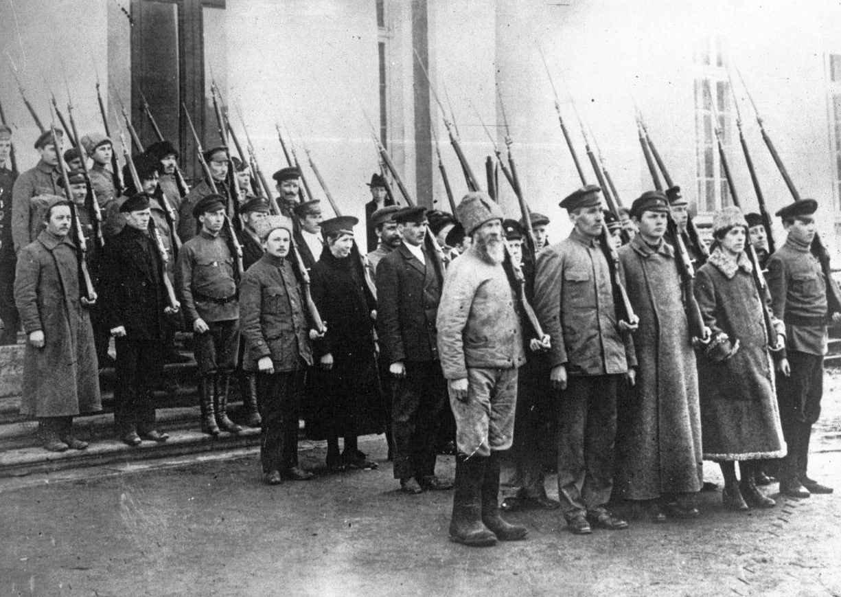 Вооруженные отряды