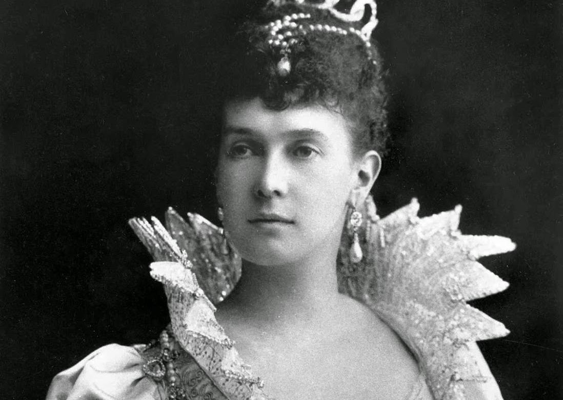 Мария-Элеонора Мекленбург Шверинская