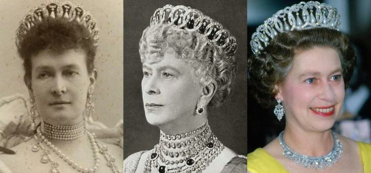 Корона Елизаветы