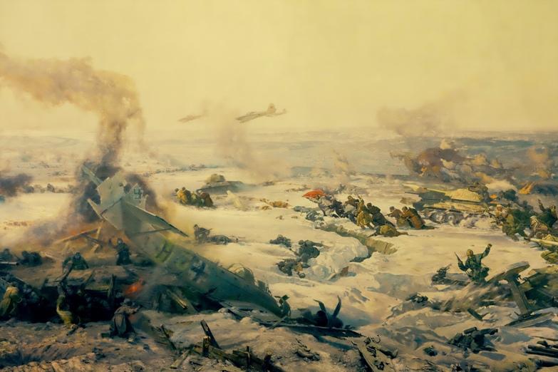 Битва при Сталинграде