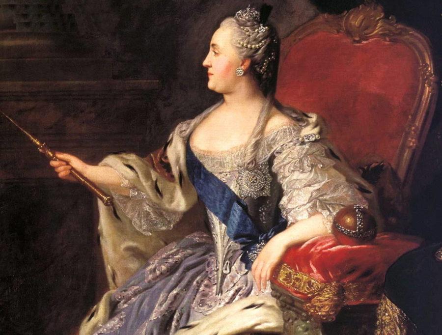 Царица Екатерина