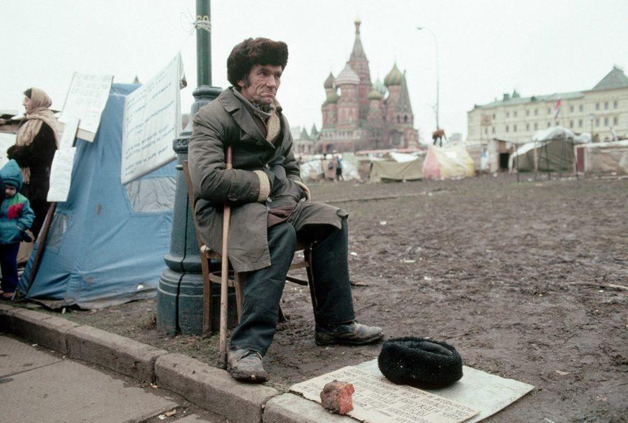 Нищета в СССР