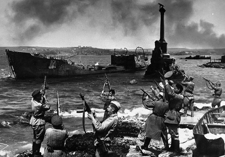 Крым во время войны