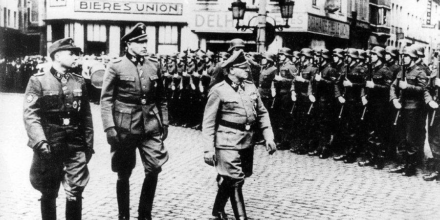 Гитлеровские приспешники