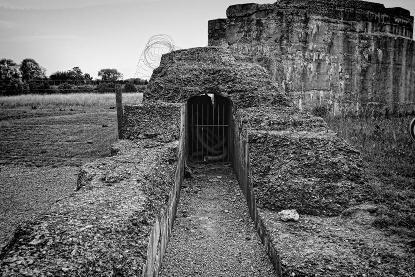 Форт Бреендонк концлагерь в Бельгии