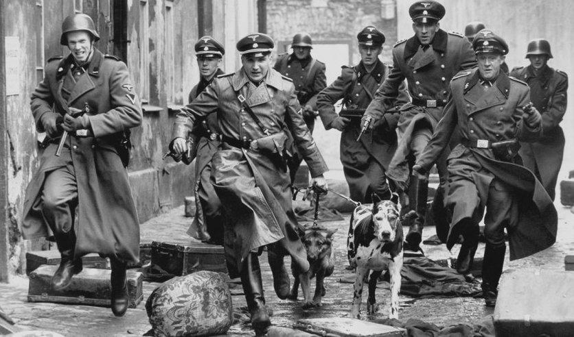 Гестапо во время войны