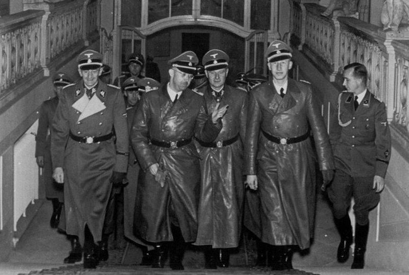 Полиция гестапо