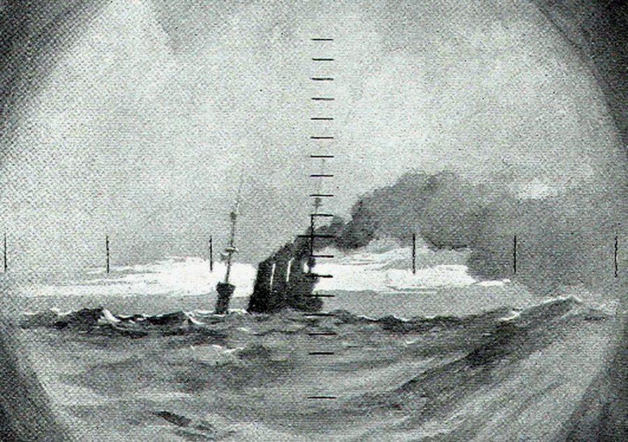 Морской снайпер