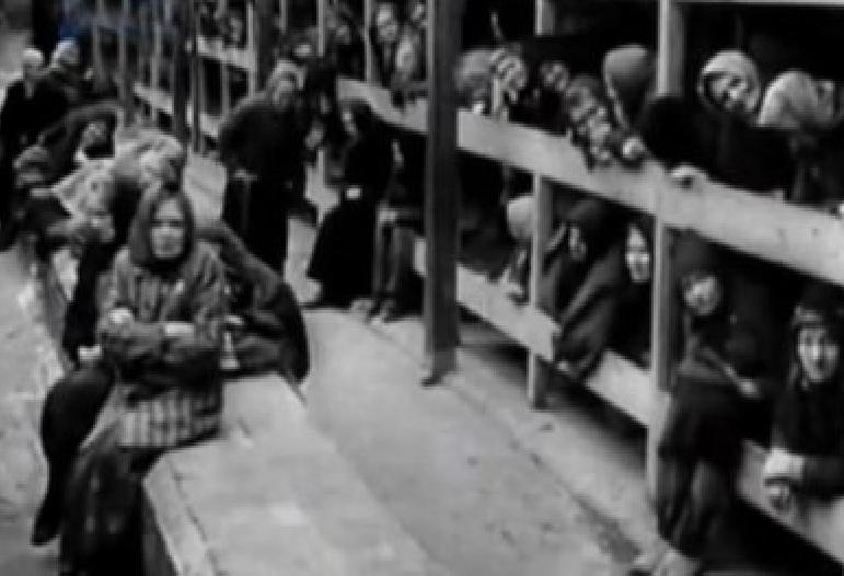 Красный концлагерь Крыма в годы ВОВ