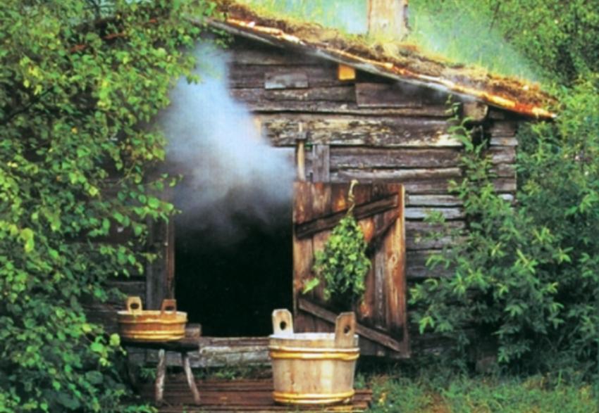 Русские банные традиции