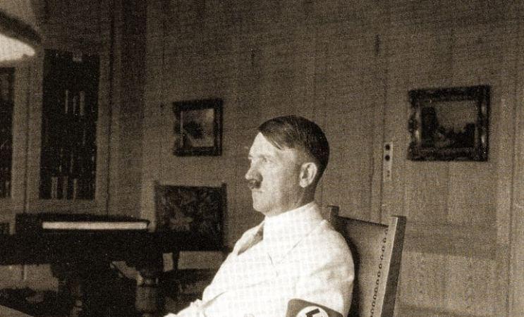 Гитлер не любил солнечный свет