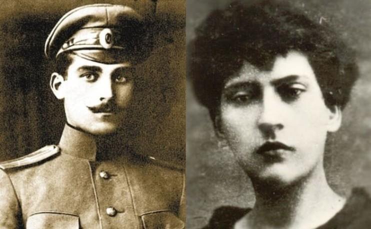 Фрума Хайкина жена Щорса