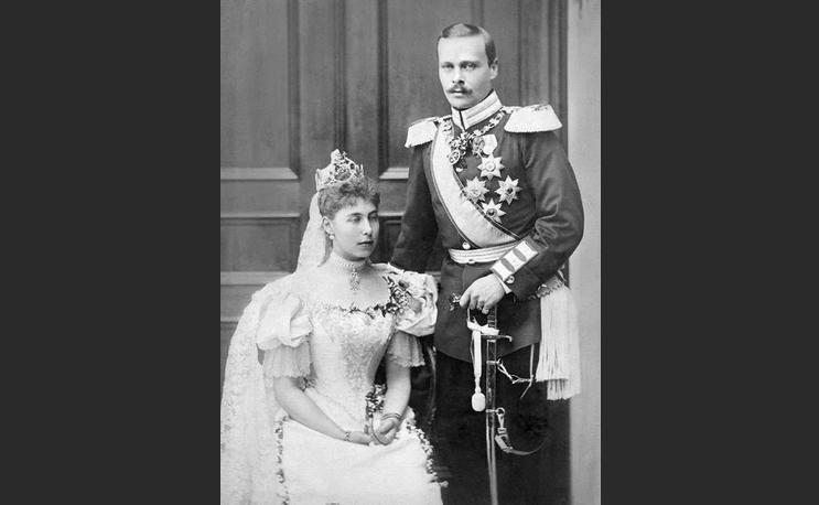 Виктория Мелита и Эрнст Людвиг