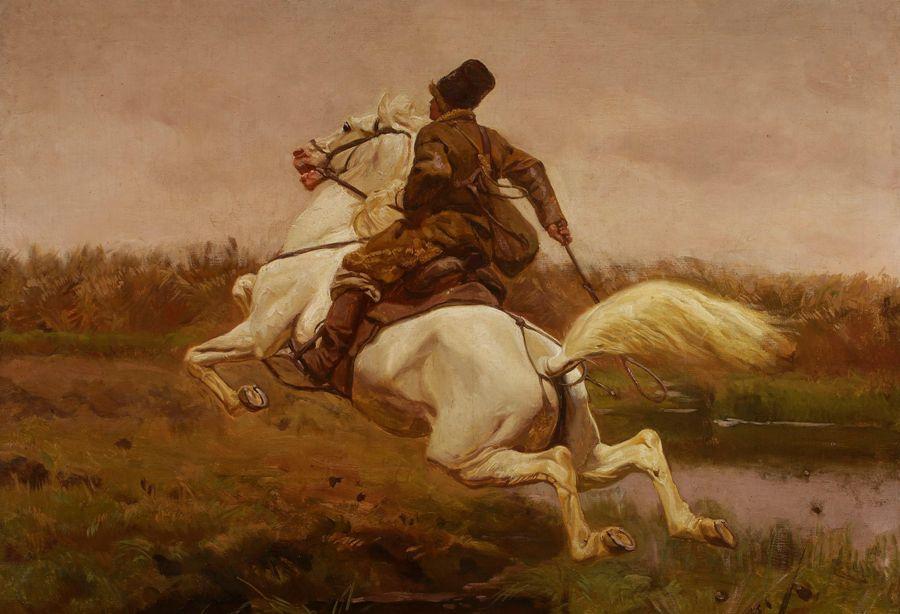 Крада коня казаком