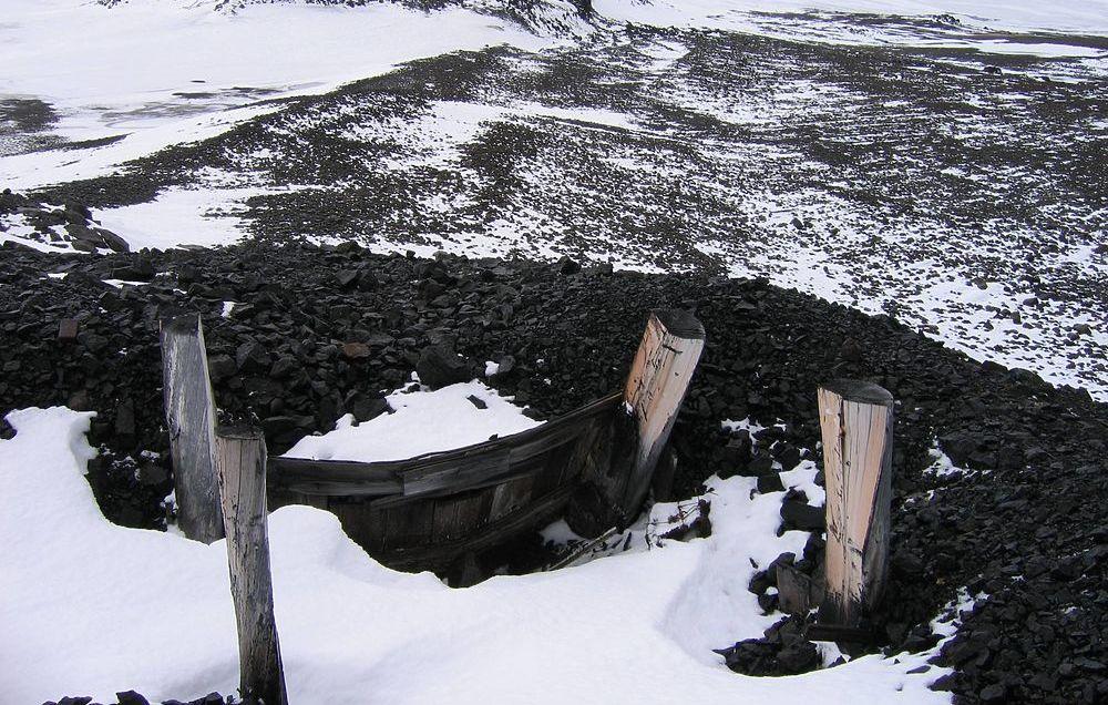 База Гитлера в Арктике