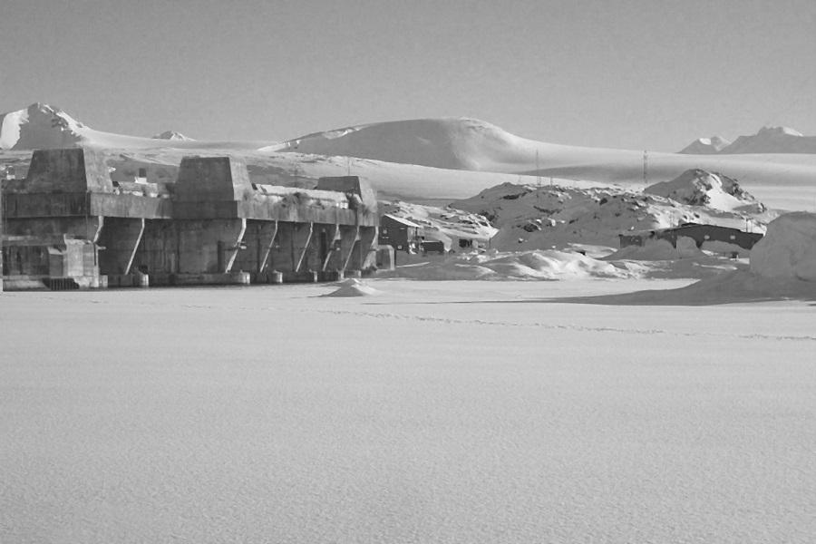 База Гитлера в Антарктиде