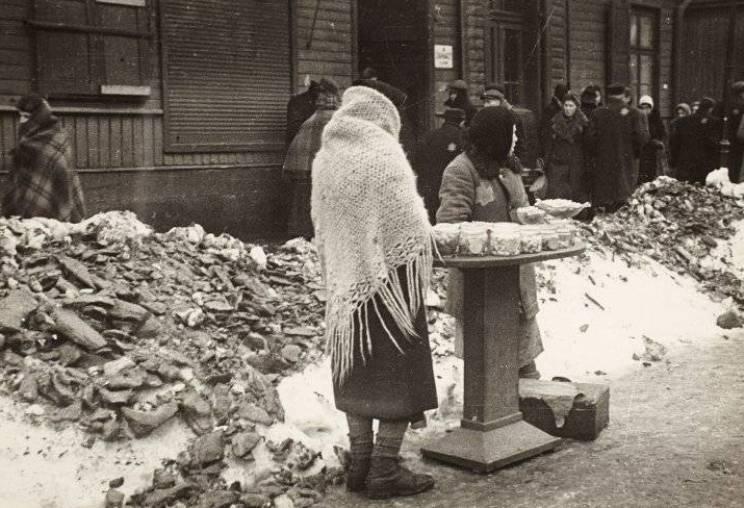 Евреи в Лодзинском гетто