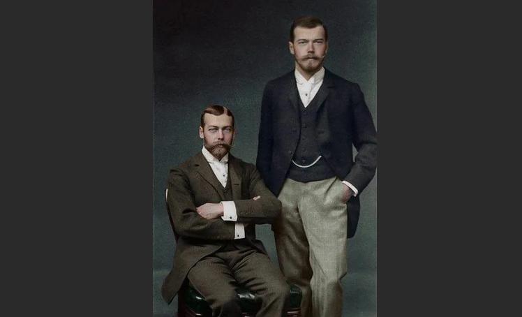 Георг 5 и Николай 2