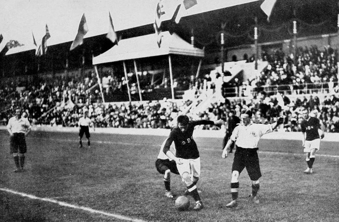 Олимпиада в Стокгольме в 1912 году
