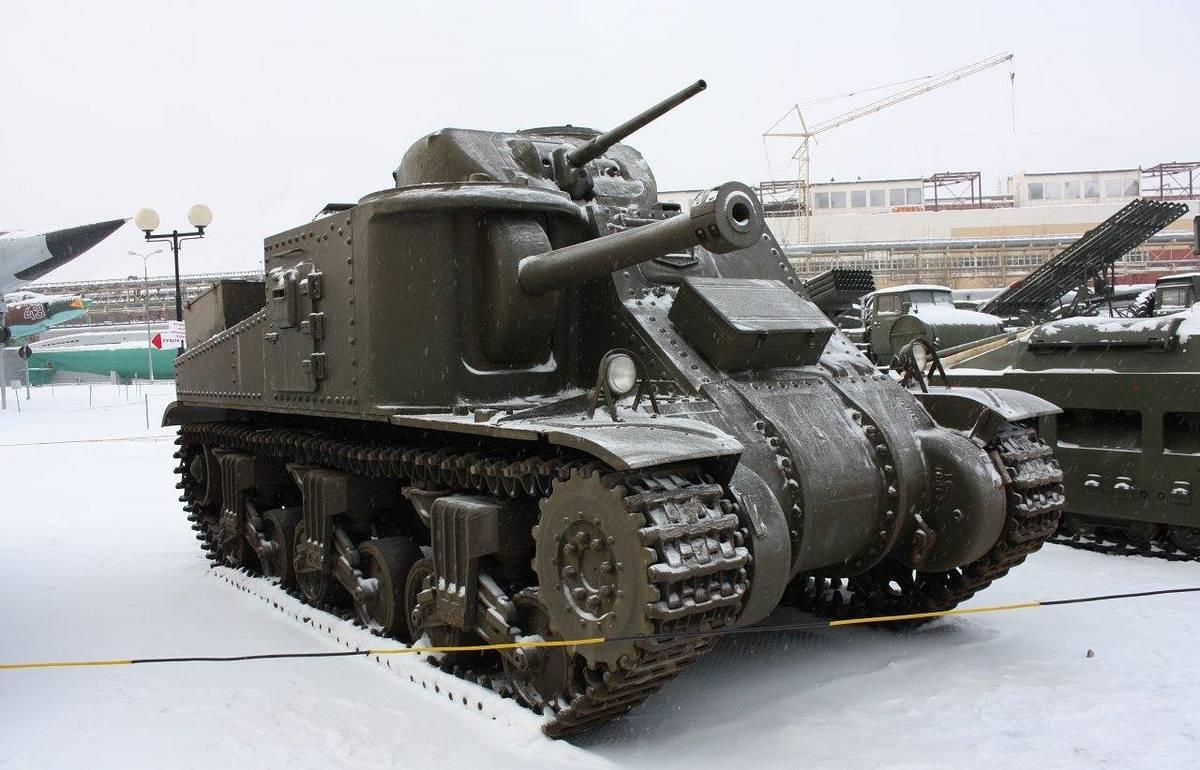 Генерал-ли танк