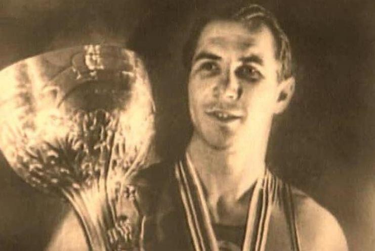Боксер Валерий Попенченко