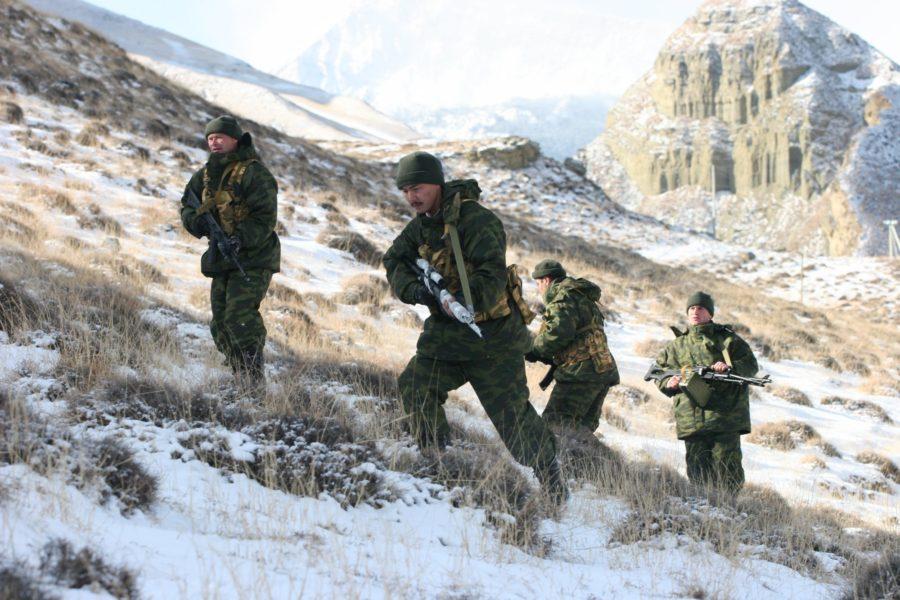Спецназ на Кавказе