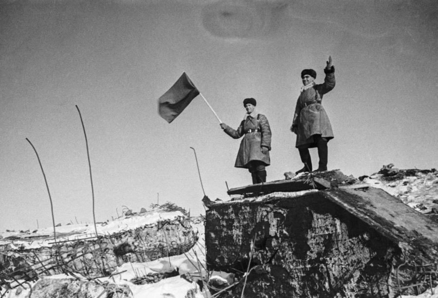Финляндия в военное время
