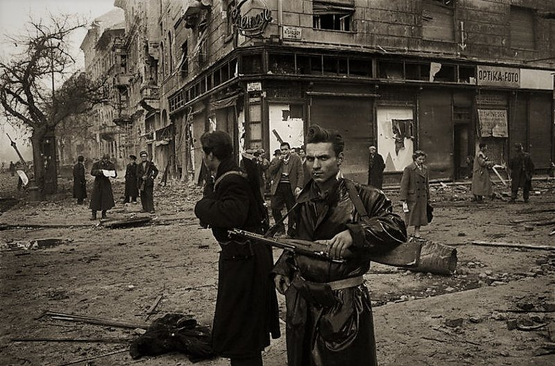 Венгрия в военное время