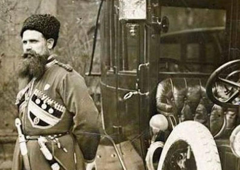 Телохранитель Николая II