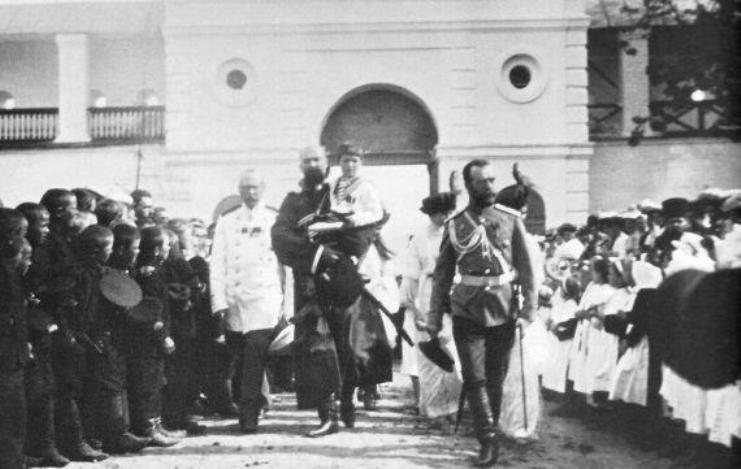 Телохранители Николая II