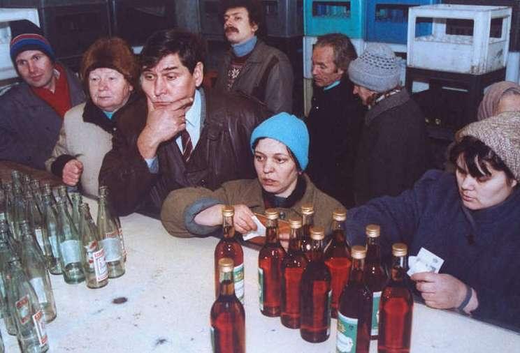 Алкоголь в СССР