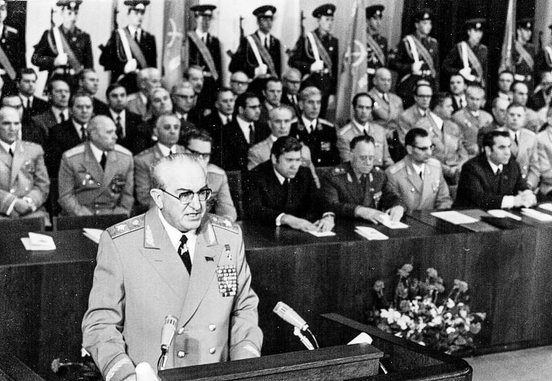 Госсекретари СССР